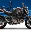 Ducati Monster 821 - rb