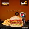 Burger O'Clock Deal 008
