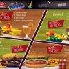 Burger Chalet Menu Card 1