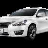 Nissan Teana - white
