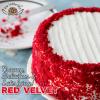 Pie in the Sky Red Valvet Cake