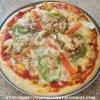Delish Pizza Vegetable Pizza