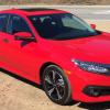 Honda Civic 1.8L Oriel 2016 Red
