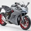 Ducati SuperSport - silver front
