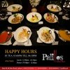Palillos Chin Thai Happy Hour Timing