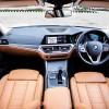 BMW 3 Series Gran Limousine - Front view