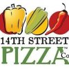 14th Street Pizza logo