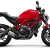 Ducati Monster 797 - red