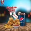 KFC Chicken Chips Deal