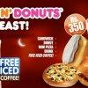 Dunkin Donuts Iftar Deal
