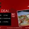 Lal Qila Pizzal Deals