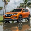 Nissan X Trail Hybrid 2017 - Orange