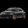 Volkswagen Beetle Dune - BLACK