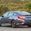 Honda Civic 4-Door Manual LX