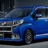 Daihatsu Move X Turbo 2018 - BLUE