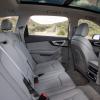 Audi A7 2016 Back Seat