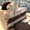 Jans Deli vanilla oreo cake