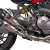 Ducati Monster 821 - rear back