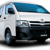 Toyota HiAce 2.7 COMMUTER STD Front model view