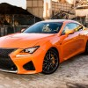 Lexus RC F - Car Price