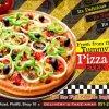 Food Garage Yummy Pizza