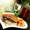 Cafe 9 Steak Sandwich