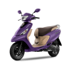 VS Scooty Zest 110-purple