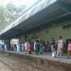 Kharian Cantonment Railway Station - Sitting Area