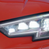 Audi A5 2016 LED Light