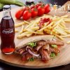 Doner kebab Turkish Dish