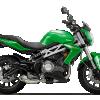 Benelli TNT 300 - Green