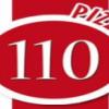 Pizza 110 Logo