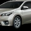 Toyota Corolla Altis 1.8 GRANDE CVT Silver