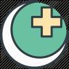 Akbar Medical Complex logo