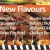pizza track new flavours