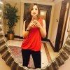 Cute Qurat-ul-Ain Selfie Picture