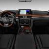 Lexus LX - indoor