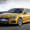 Audi A5 2016 Yellow