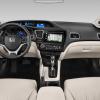 Honda Civic 1.8L Oriel 2016 Front View