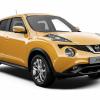 Nissan Juke - yellow