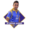 Iftikhar Ahmed - Karachi Kings