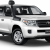 Toyota Land Cruiser SW GX model view