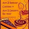 Latte Lounge Combo Deal 2