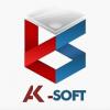 AK SOFT IT SOLUTIONS Logo