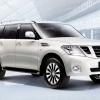 Nissan Patrol - WHITE 1