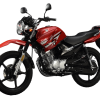 Yamaha YBR 125G 002