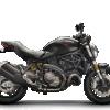 Ducati Monster 821 - black