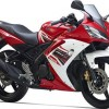 Yamaha YZF R15S Red