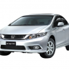 Honda Civic 1.8L Oriel 2016 White