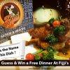 Fijjis Grill dish 10
